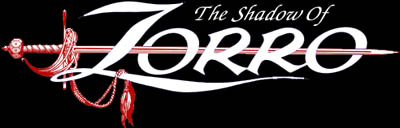 Logo of The Shadow of Zorro (PC)