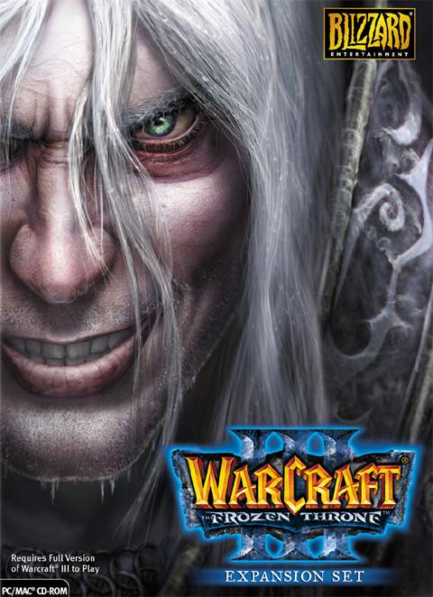Warcraft III + Expansão + Online