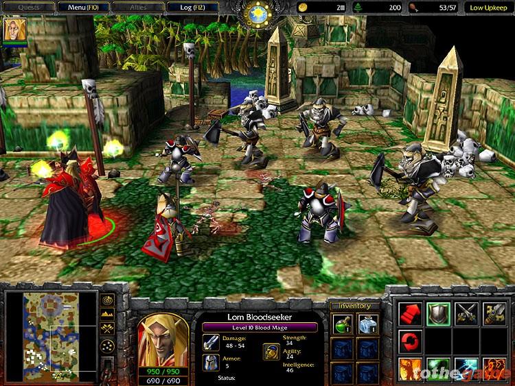 Game Dll Warcraft 3 Frozen Throne Download Top 10 Warships Games