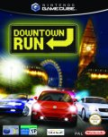 UK Boxshot of Downtown Run (GAMECUBE)