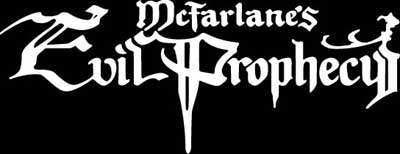 Logo of McFarlane's Evil Prophecy (PS2)