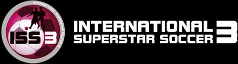 Logo of International Superstar Soccer 3 (GAMECUBE)