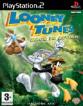 UK Boxshot of Looney Tunes: Back In Action (PS2)