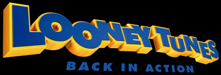 Logo of Looney Tunes: Back In Action (PS2)