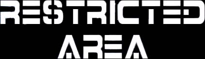 Logo of Restricted Area (PC)