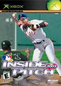 US Boxshot of Inside Pitch 2003 (XBOX)