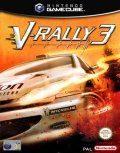 UK Boxshot of V-Rally 3 (GAMECUBE)