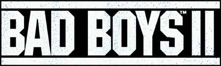 Logo of Bad Boys II (PS2)
