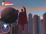 Screenshot of Superman: Shadow of Apokolips (GAMECUBE)