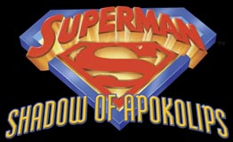 Logo of Superman: Shadow of Apokolips (GAMECUBE)