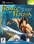 UK Boxshot of Prince of Persia: The Sands of Time (XBOX)