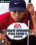 UK Boxshot of Tiger Woods PGA Tour 2004 (PC)