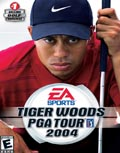 US Boxshot of Tiger Woods PGA Tour 2004 (PC)