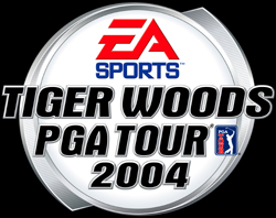 Logo of Tiger Woods PGA Tour 2004 (PC)