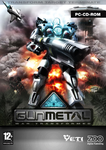 Gun Metal 2005 Full Version Free Download [PC]