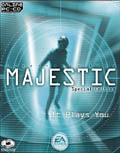 US Boxshot of Majestic (PC)