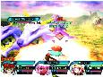 Screenshot of .hack mutation (PS2)