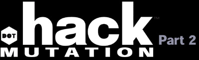 Logo of .hack mutation (PS2)