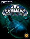 UK Boxshot of Sub Command (PC)