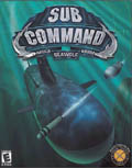 US Boxshot of Sub Command (PC)