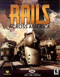 US Boxshot of Rails Across America (PC)