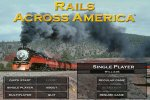 Screenshot of Rails Across America (PC)