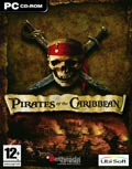 UK Boxshot of Pirates of the Caribbean (PC)