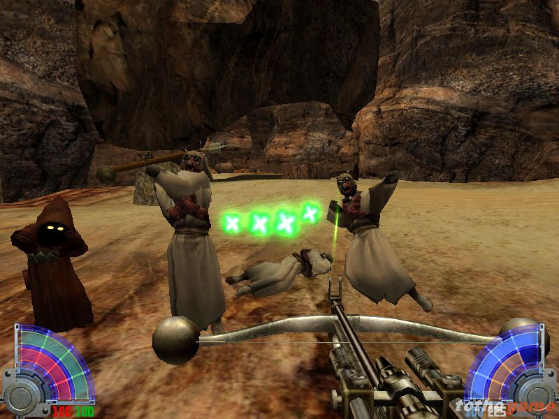 screen2 large Star Wars Jedi Knight: Jedi Academy [PC]