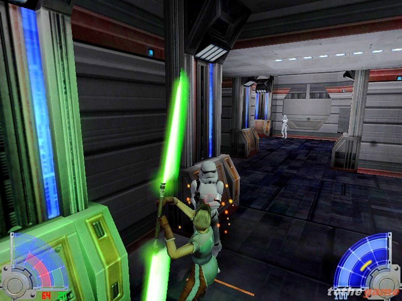 screen3 large Star Wars Jedi Knight: Jedi Academy [PC]