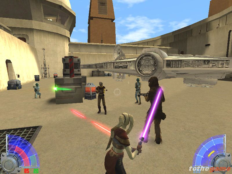 screen6 large Star Wars Jedi Knight: Jedi Academy [PC]