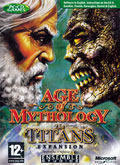 UK Boxshot of Age of Mythology: The Titans (PC)