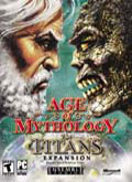 US Boxshot of Age of Mythology: The Titans (PC)