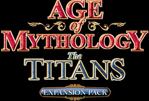 Logo of Age of Mythology: The Titans (PC)