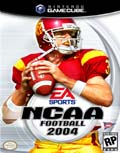 US Boxshot of NCAA Football 2004 (GAMECUBE)