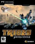 UK Boxshot of Tribes: Vengeance (PC)