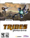US Boxshot of Tribes: Vengeance (PC)