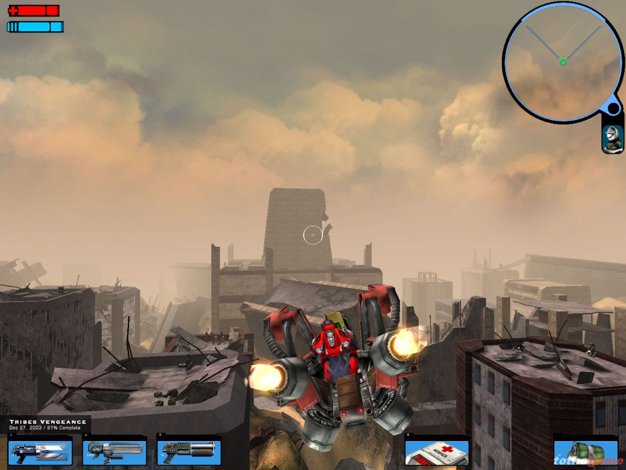 screen2 large Tribes Vengeance Full Game Download