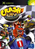 UK Boxshot of Crash Nitro Kart (XBOX)