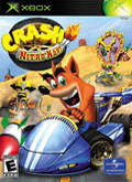 US Boxshot of Crash Nitro Kart (XBOX)