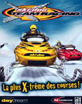 UK Boxshot of Ski-Doo X-Team Racing (PC)