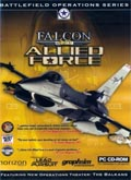 UK Boxshot of Falcon 4.0: Allied Force (PC)