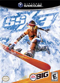 US Boxshot of SSX 3 (GAMECUBE)