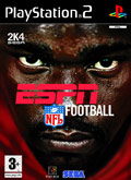 UK Boxshot of ESPN NFL Football 2K4 (PS2)