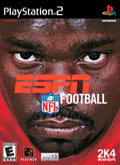 US Boxshot of ESPN NFL Football 2K4 (PS2)