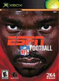US Boxshot of ESPN NFL Football 2K4 (XBOX)