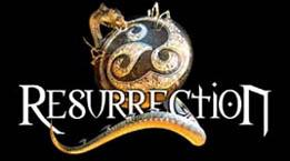 Logo of Resurrection (PC)