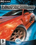 UK Boxshot of Need for Speed Underground (PC)