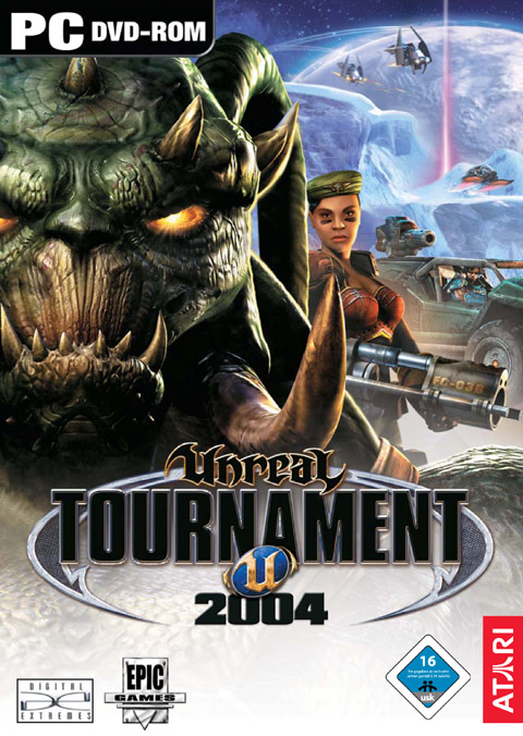 Unreal Tournament 2004 Full Online Free Download [PC]