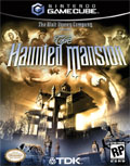 US Boxshot of The Haunted Mansion (GAMECUBE)