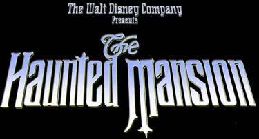 Logo of The Haunted Mansion (GAMECUBE)